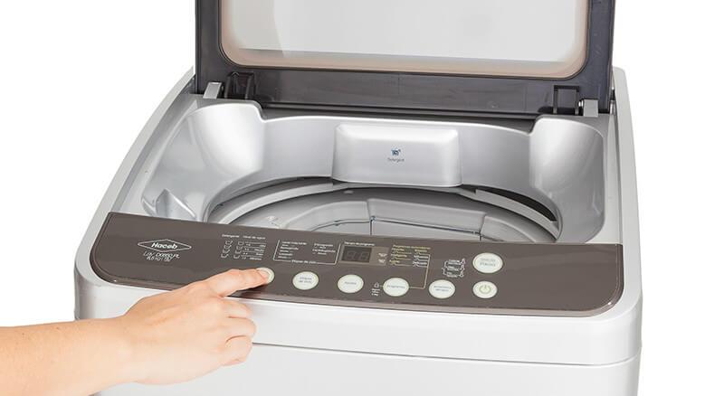 errores comunes lavadoras haceb