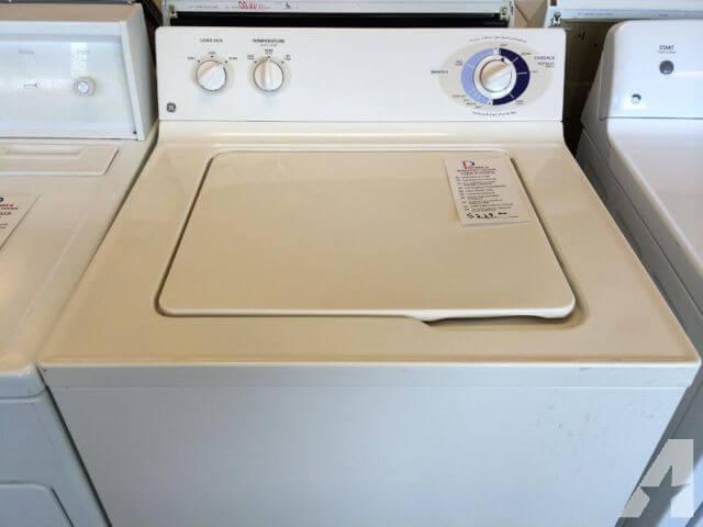 porque falla lavadora general electric
