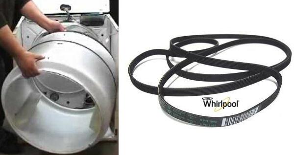 problemas en secadora whirlpool