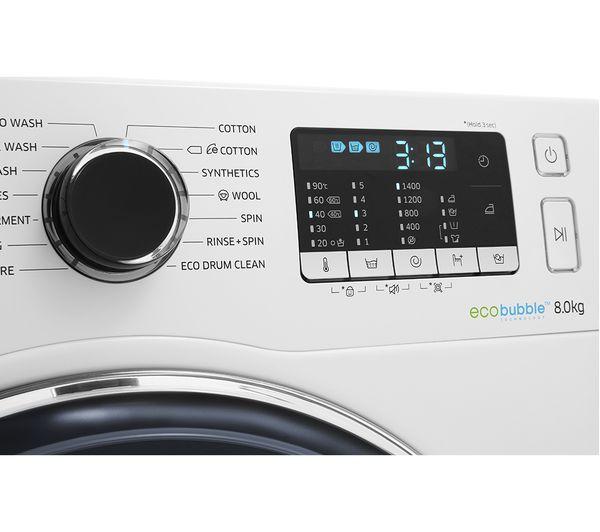 codigos de error lavadora samsung