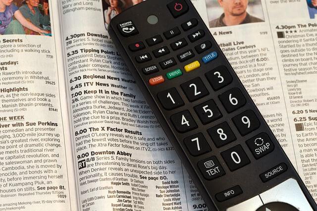 lista de codigos de control universal rca para tv
